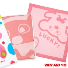 WHY AND 1/2 mini 舒柔毯禮盒