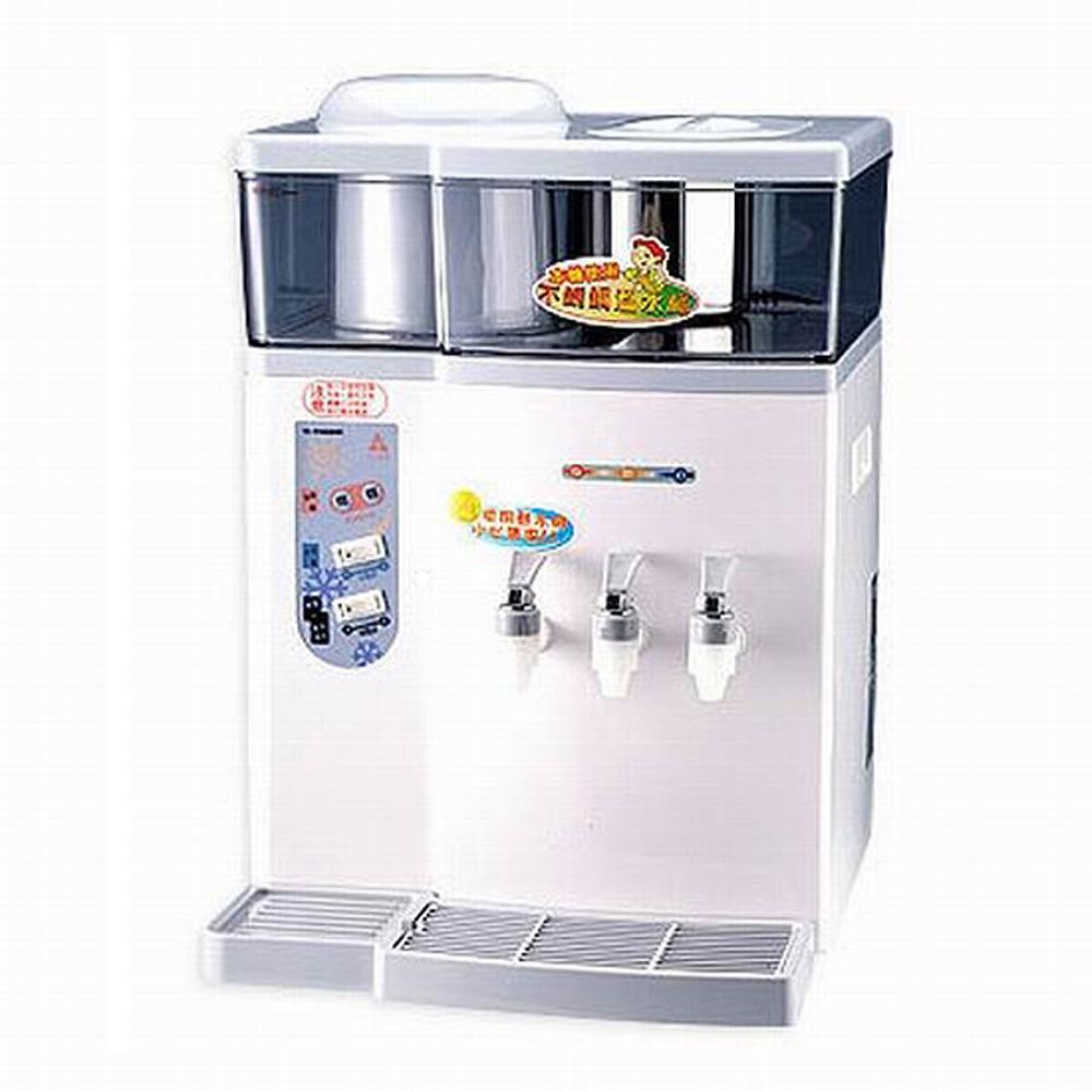 元山微電腦蒸汽式冰溫熱開飲機 YS-9980DWI