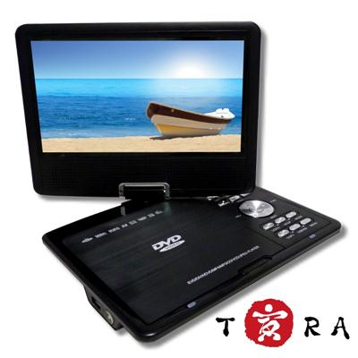 TORA 7吋巴萊之星7合1隨身DVD