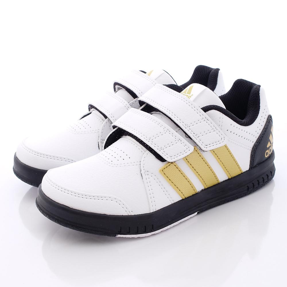 adidas童鞋-雙絆帶慢跑款-QFO580(中大童段)HN