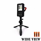【WIDE VIEW】30W超高亮度探照/警示燈組(NZL-813-3BP)