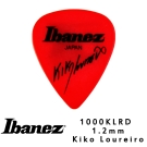 IBANEZ 1000KL 1.2mm 吉他彈片 紅色款 10片包裝