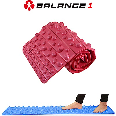 BALANCE 1 足部按摩健康步道 紅色