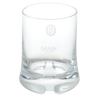 DANSK 晶透質感玻璃杯(白色)