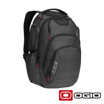 OGIO RENEGADE RSS II 17 吋背殼昇級電腦後背包-黑