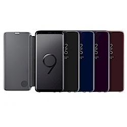 Samsung Galaxy S9+ 原廠全透視感應皮套(立架式)