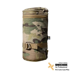 UNICODE N-2 Lens Case Plus 長鏡袋桶模組-多地形迷彩