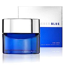 Aigner愛格納 BLUE藍色經典男士香水125ml