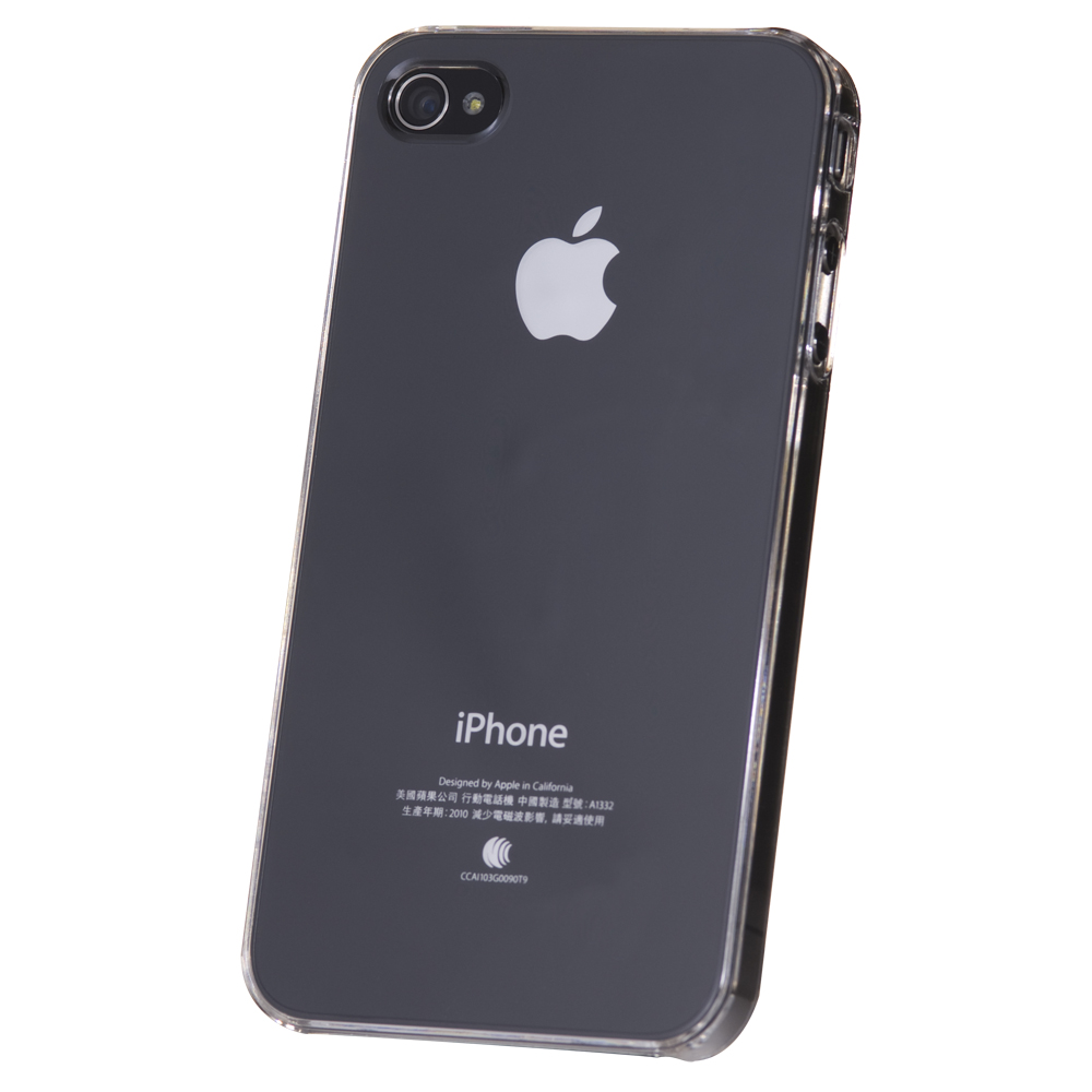 CAZE Zero 5 晶透鏡面系列 iPhone5/5S 專用保護殼
