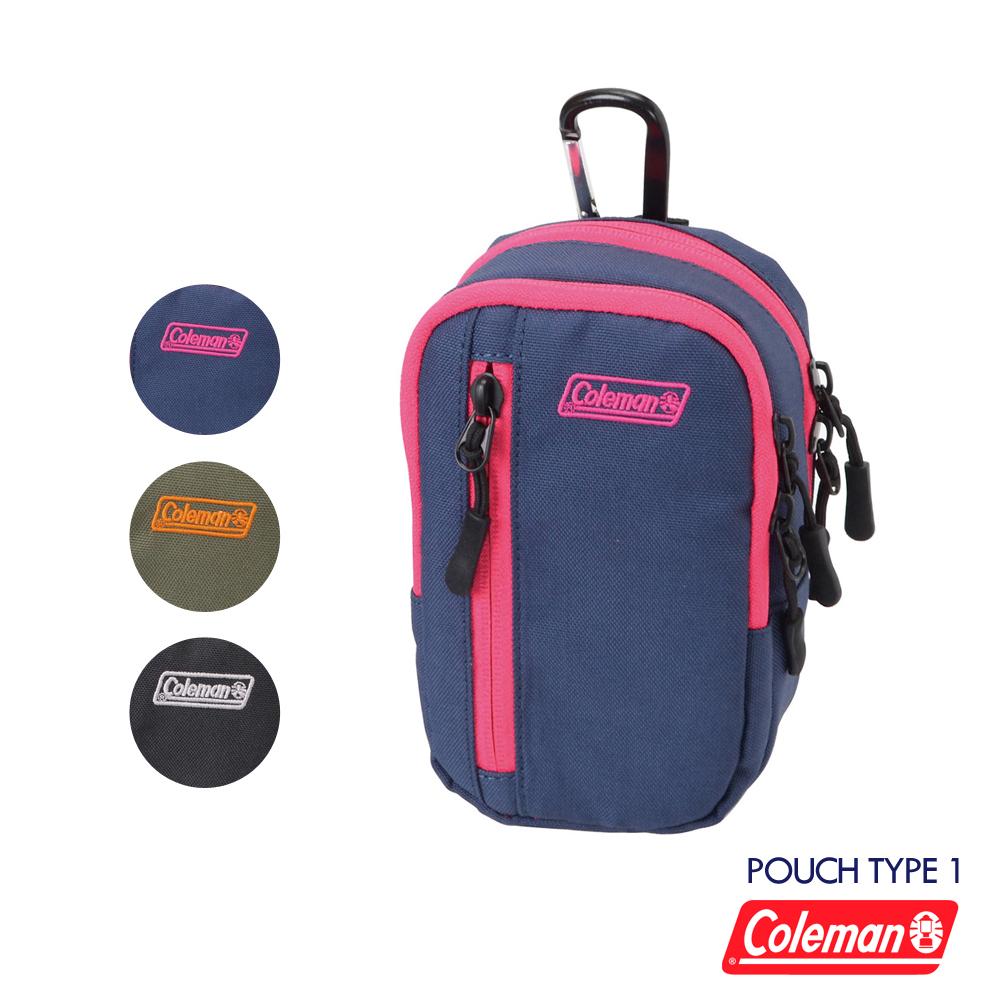 Coleman 類單/微單 包 Camera Pouch Bag Type 1 -海軍藍
