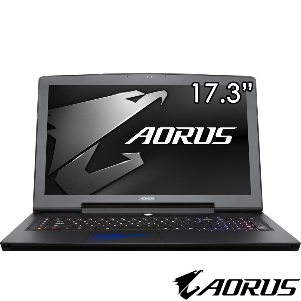 AORUS X7DT V6 17吋電競筆電(i7-6820/GTX1080/512+1T/32G