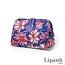 法國時尚Lipault Blooming Summer盥洗包(綻花藍)