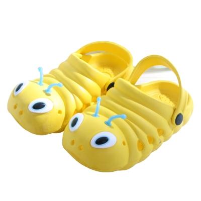 魔法Baby 超Q毛毛蟲造型水陸輕便鞋 s5997