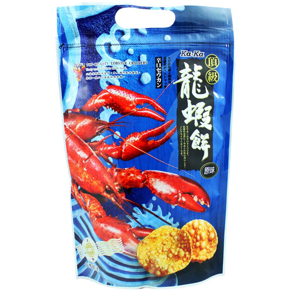 KaKa 頂級龍蝦餅-原味(90gx4包)
