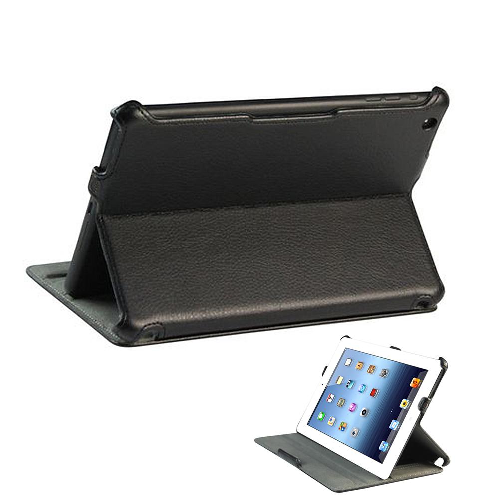 APPLE ipad mini 平板電腦熱定型皮套 保護套 可多角度斜立