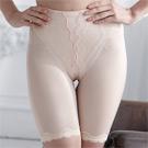 【羅絲美】溝影塑型五分修飾褲 (優雅膚)