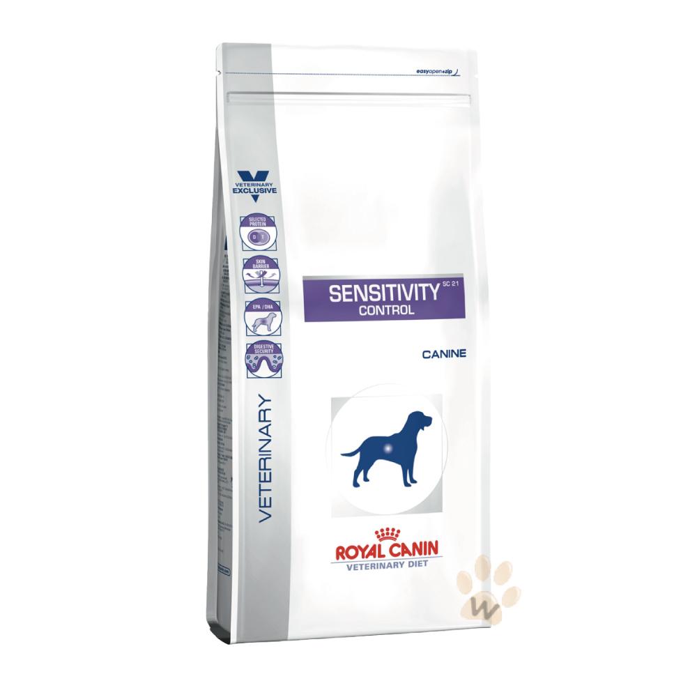 法國皇家-SC21犬用過敏控制處方飼料7kg