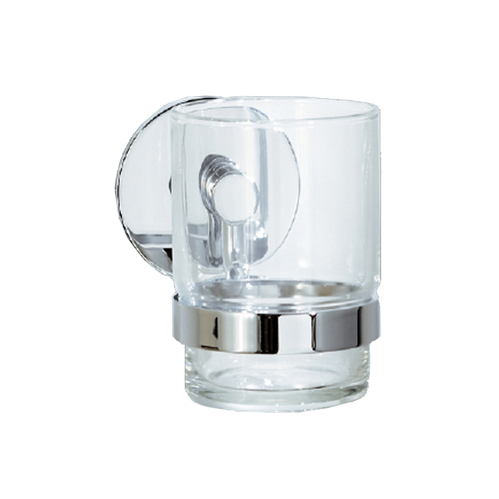 HCG BA8277S不鏽鋼漱口杯架