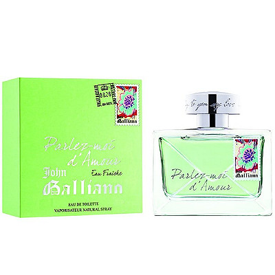 John Galliano Parlez-Moid' Amour 純真愛語淡香水 80ml