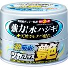日本SOFT 99 激防水增艷汽車蠟(銀色)-快