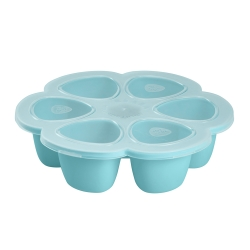 奇哥 法國BEABA 副食品儲存格-小(藍)