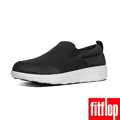 FitFlop LOAFF SKATES CANVAS NEOPRENE黑