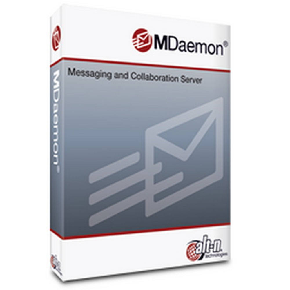 MDaemon Messaging Server -100用戶授權