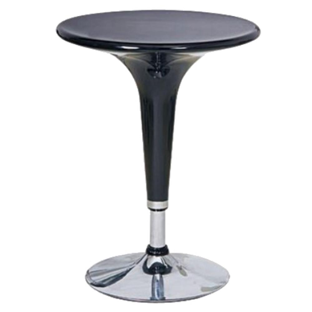 【E-Style】精緻時尚氣壓棒升降高腳桌/洽談桌-1入組(三色可選)