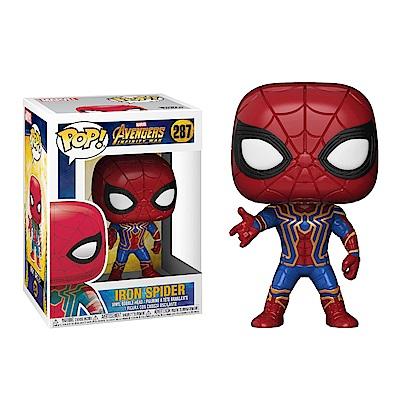 Funko POP!系列 Q版 Marvel漫威英雄 復仇者聯盟3 鋼鐵蜘蛛人 搖頭公仔