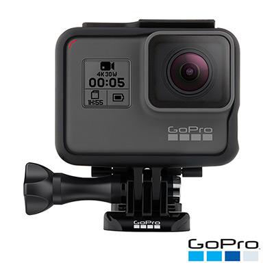 (無卡分期12期) GoPro-HERO5 Black運動攝影機CHDHX-502