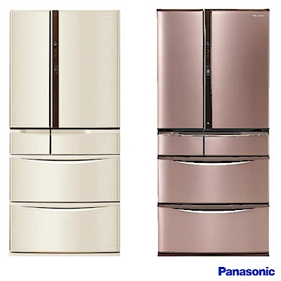 Panasonic 國際牌 601L日製六門 變頻電冰箱 NR-F602VT