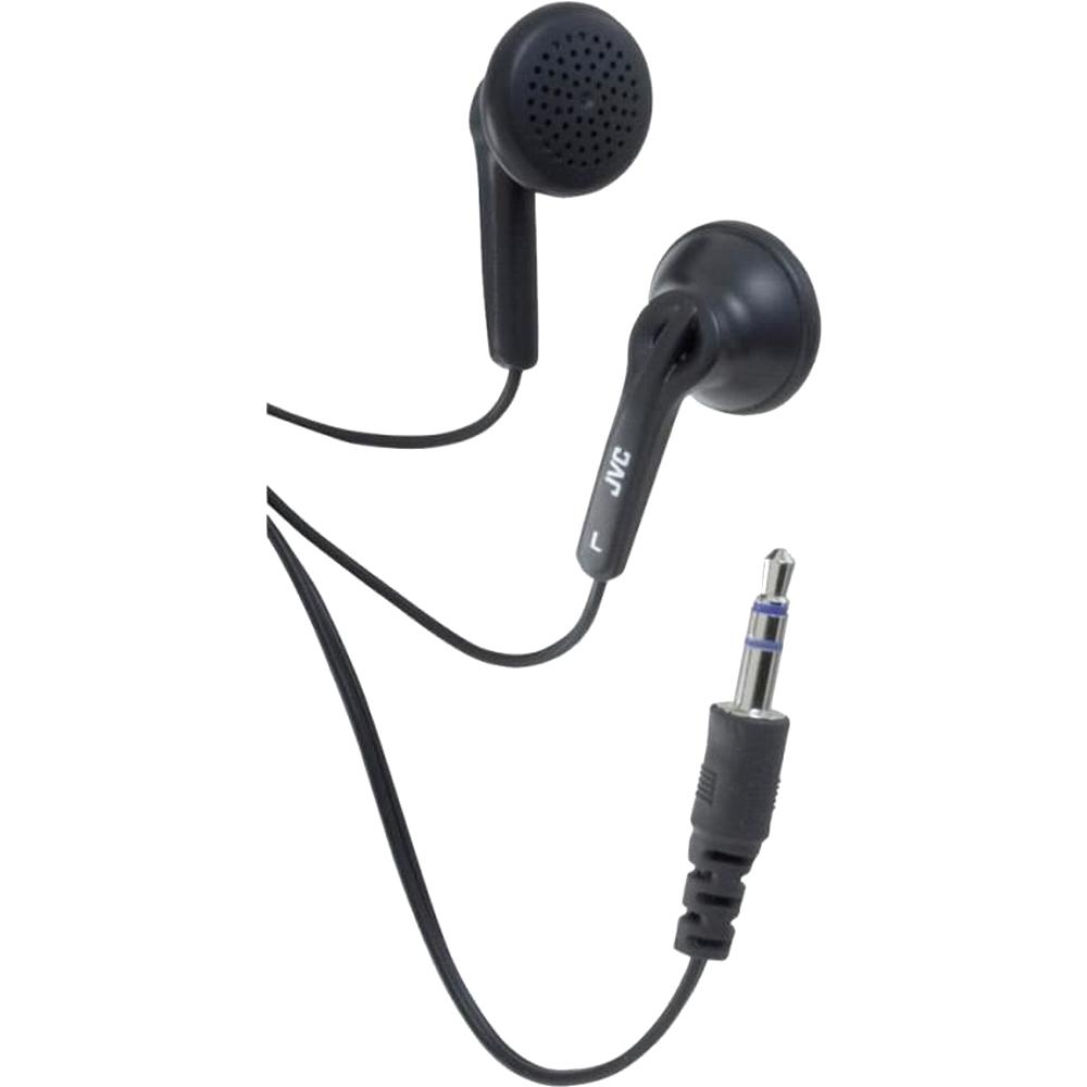 [福利品]JVC 附捲線盒耳塞式耳機HA-F10C(2入散裝)