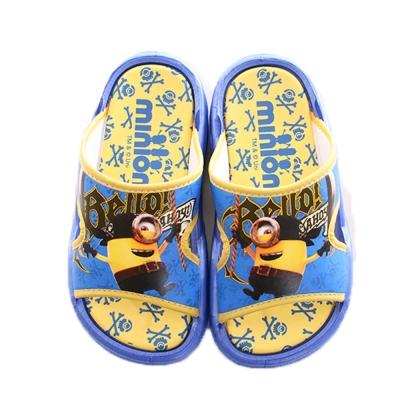 神偷奶爸小小兵拖鞋 藍黃 sk0149 魔法Baby