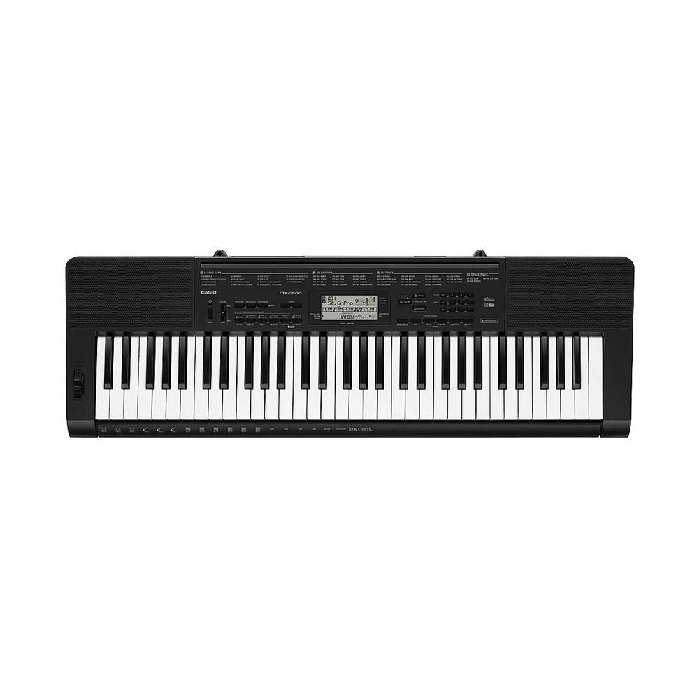 CASIO卡西歐 61鍵初階電子琴CTK-3500