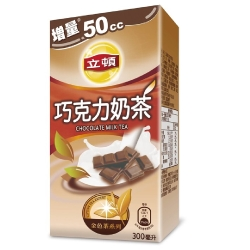 立頓 巧克力奶茶(300mlx24入)