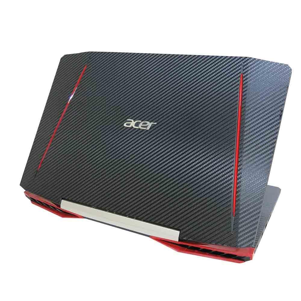 EZstick ACER VX15 VX5-591 G Carbon 黑色立體紋機身貼
