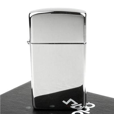 ZIPPO美系-拋光鍍鉻鏡面打火機
