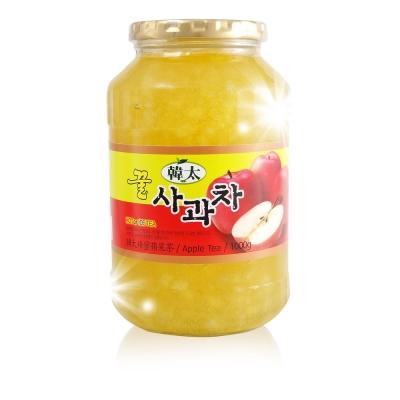 韓太 韓國黃金蜂蜜蘋果茶(1KG)