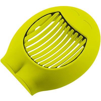KOZIOL 微笑水煮蛋切片器(綠)