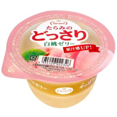 Tarami 達樂美果凍-白桃(230g)