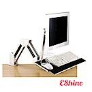 EShine ESB-131AA螢幕鍵盤滑鼠壁掛夾桌架