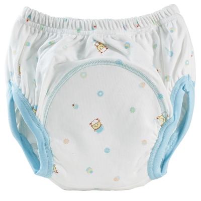 優生寶寶學習褲-藍色(花色隨意出貨)