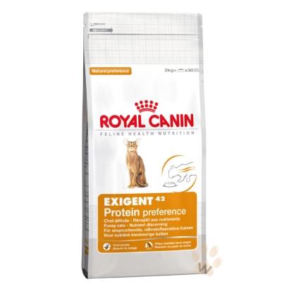 法國皇家-E42挑嘴貓營養滿分配方專用飼料4kg