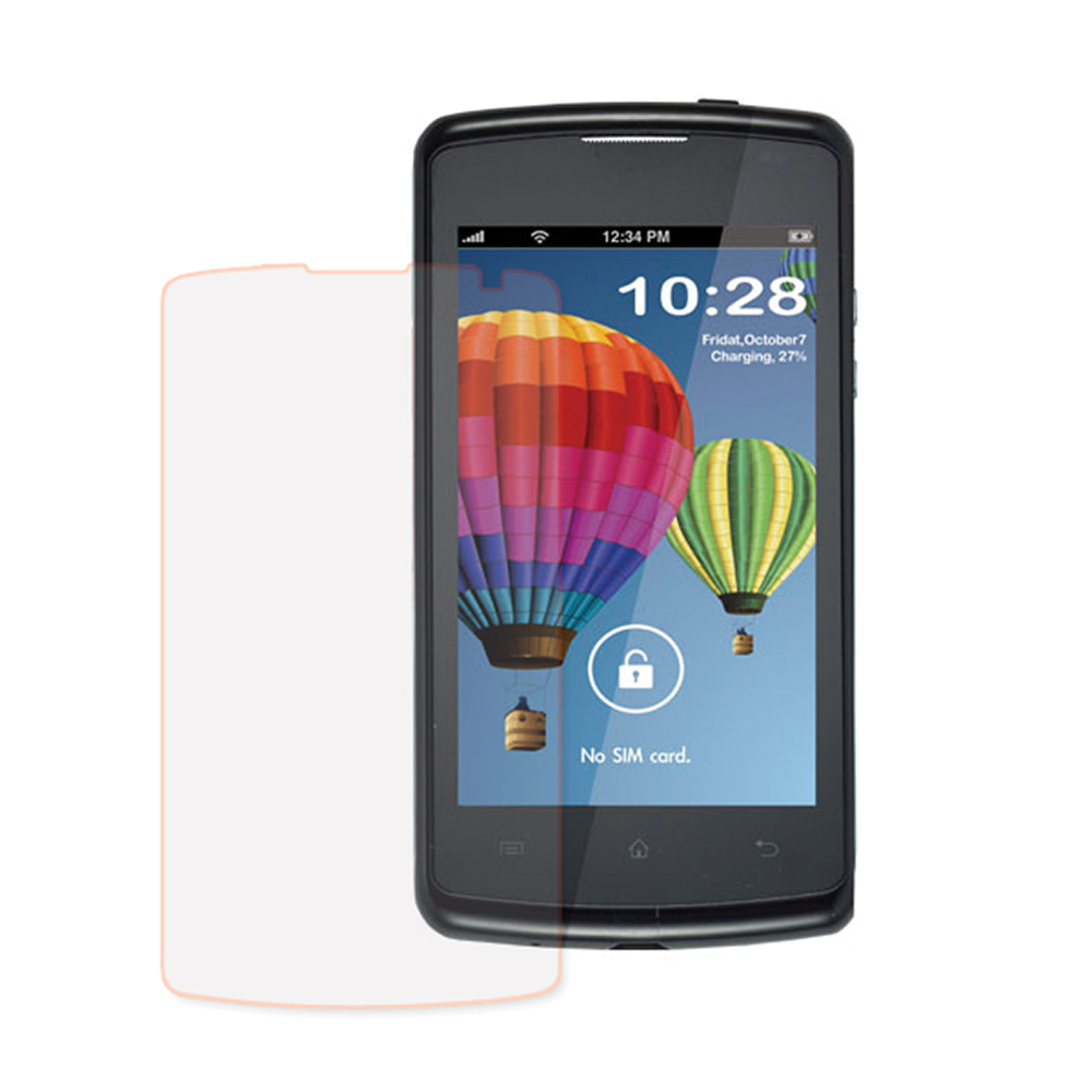 VXTRA UNI-PHONE MING S2/World Pro 2高透光亮面耐磨保護貼