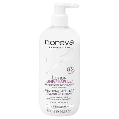 noreva法國歐德瑪-全效微膠深層潔膚乳-500
