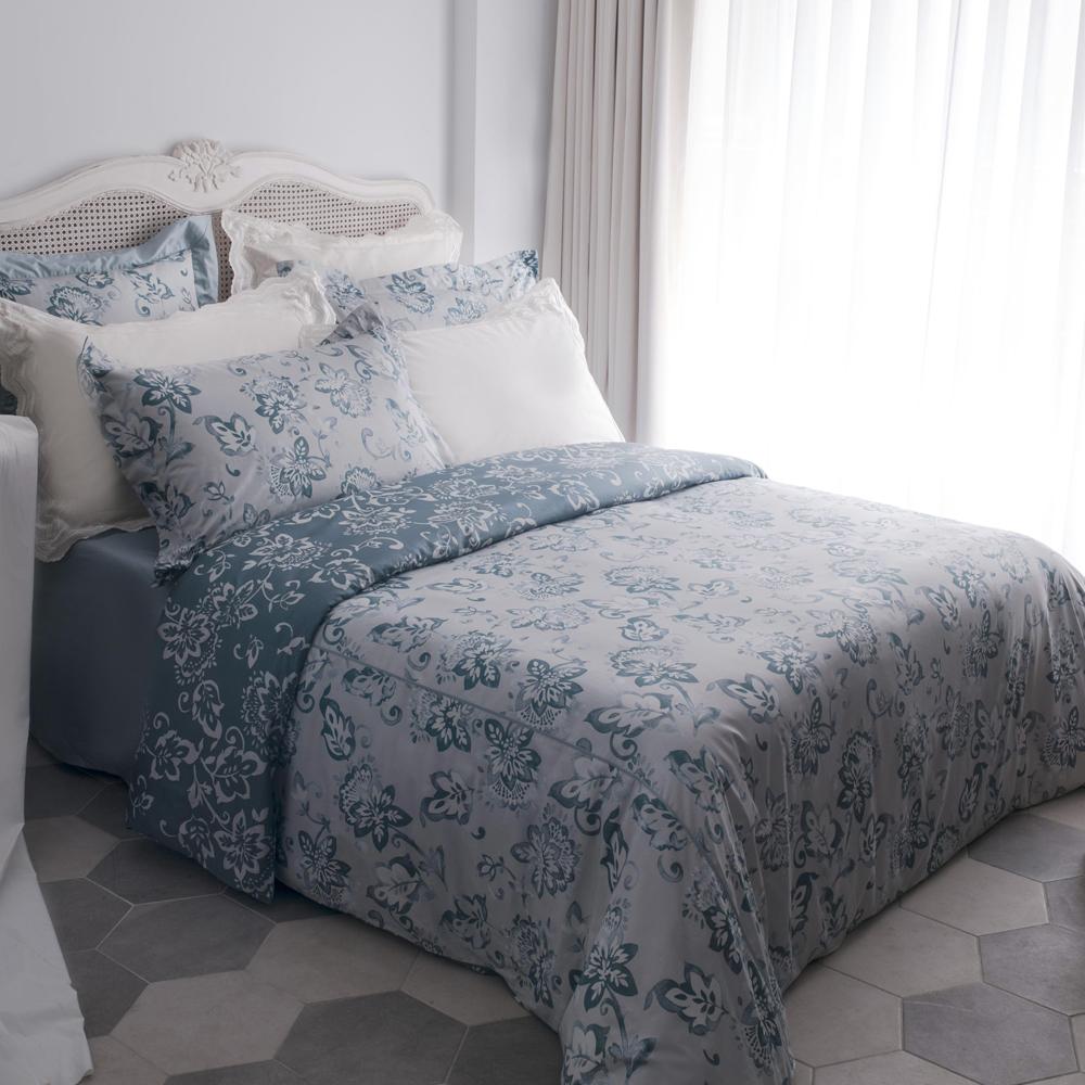 BBL蜜斯朵100%精梳棉.印花雙人四件式床組