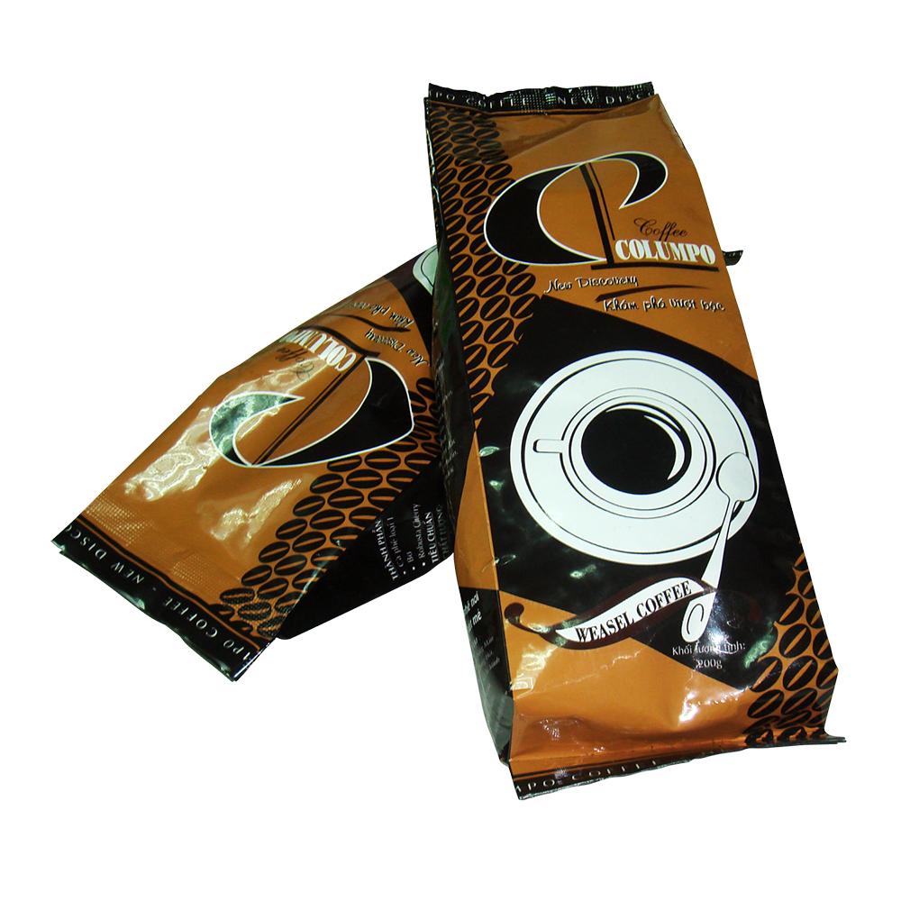 越南卡倫波COLUMPO貂咖啡(豆)二袋裝