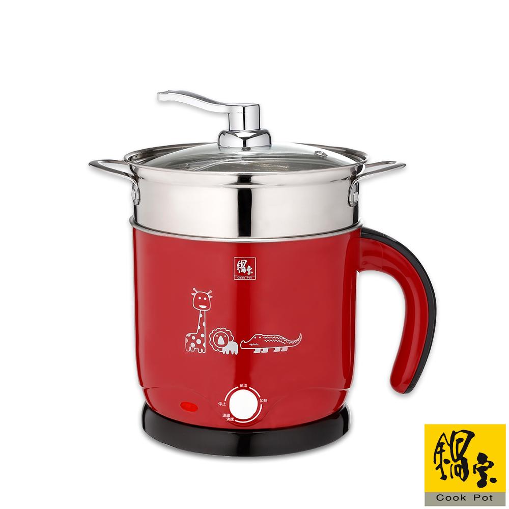 鍋寶 多功能美食鍋 1.8L BF-1609R