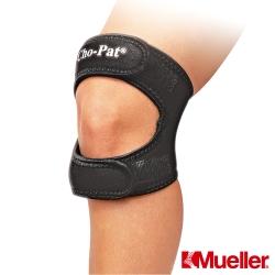 MUELLER慕樂 CHO PAT加強型膝關節束帶 黑色(MUA985)