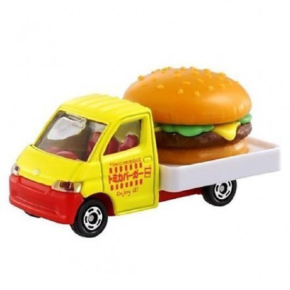 任選 TOMICA NO.054 豐田漢堡車TM054A多美小汽車
